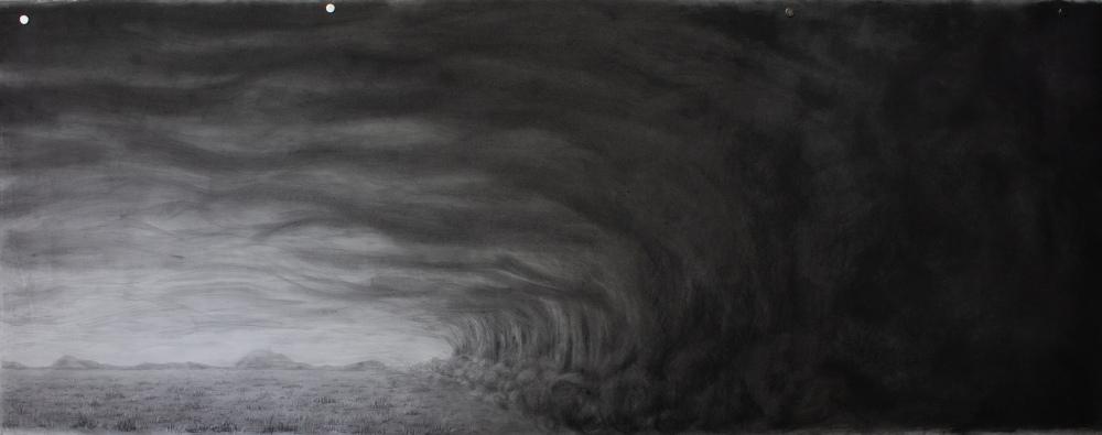 Dust Storm I-10